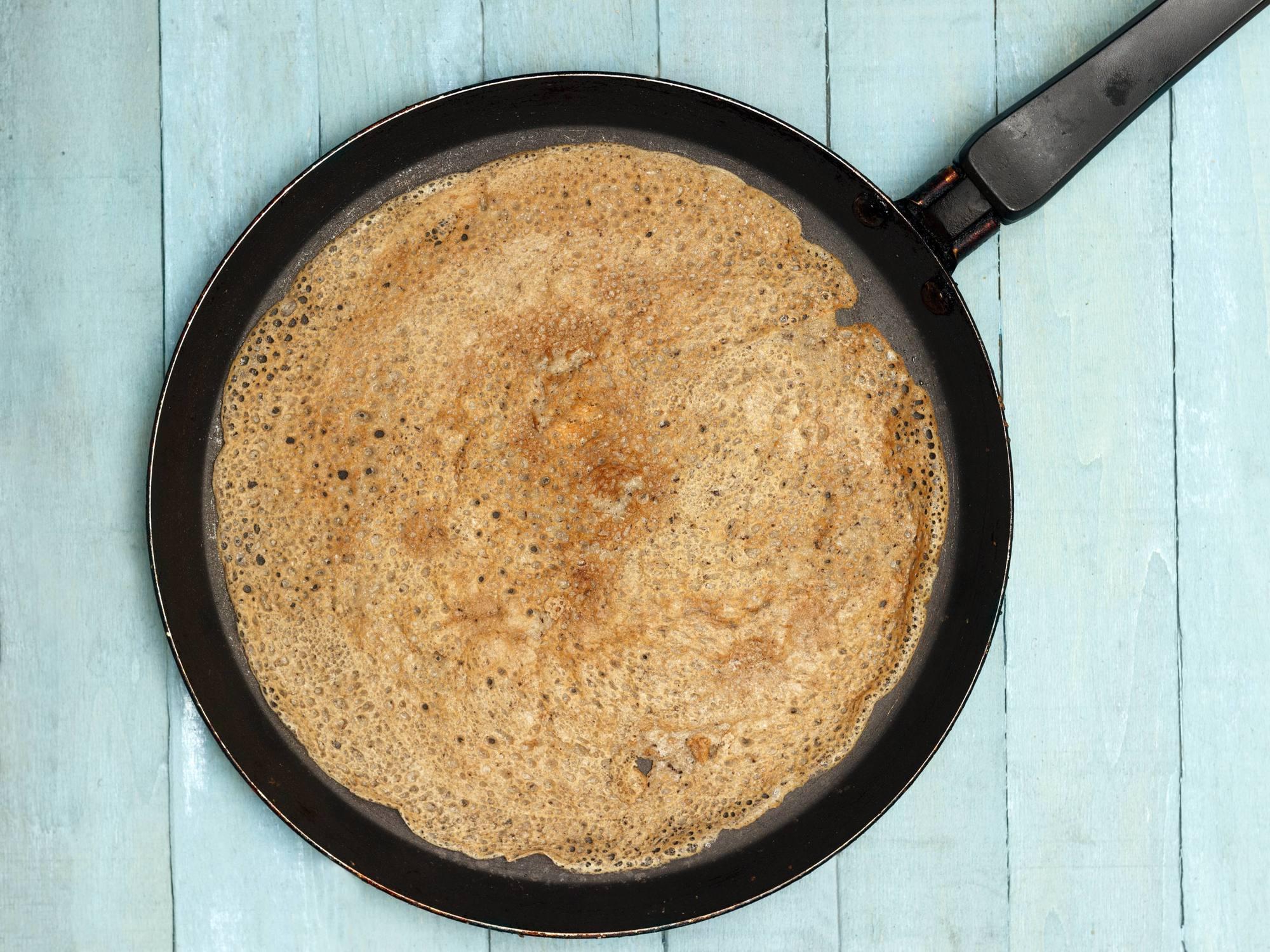 Pâte à Galettes au Sarrasin sans gluten