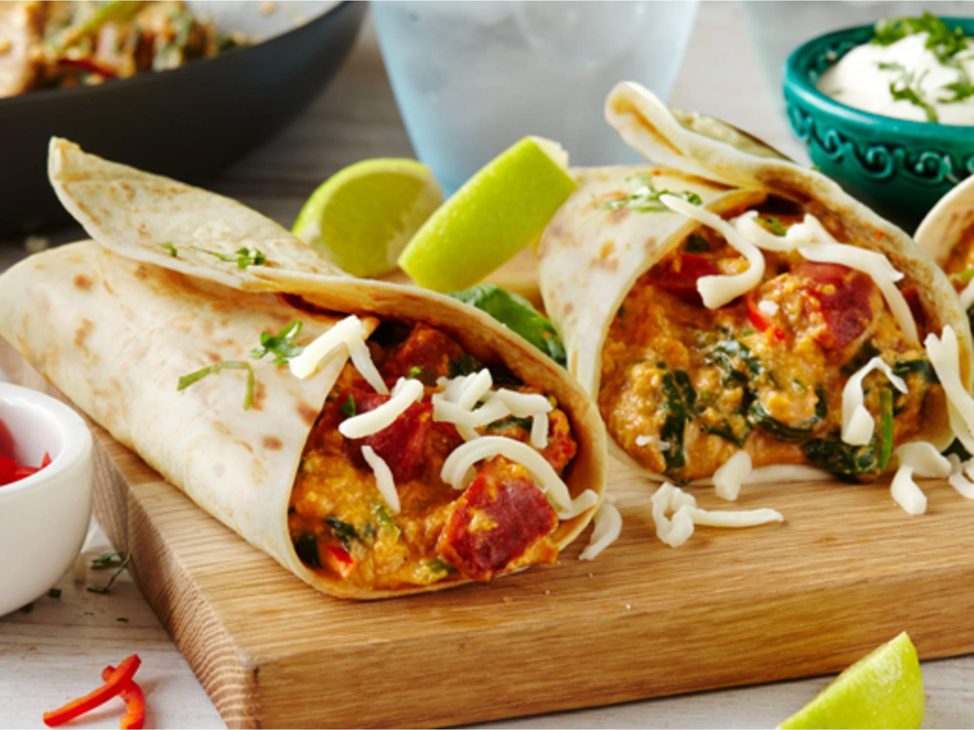 Breakfast Burrito | Hellmann's