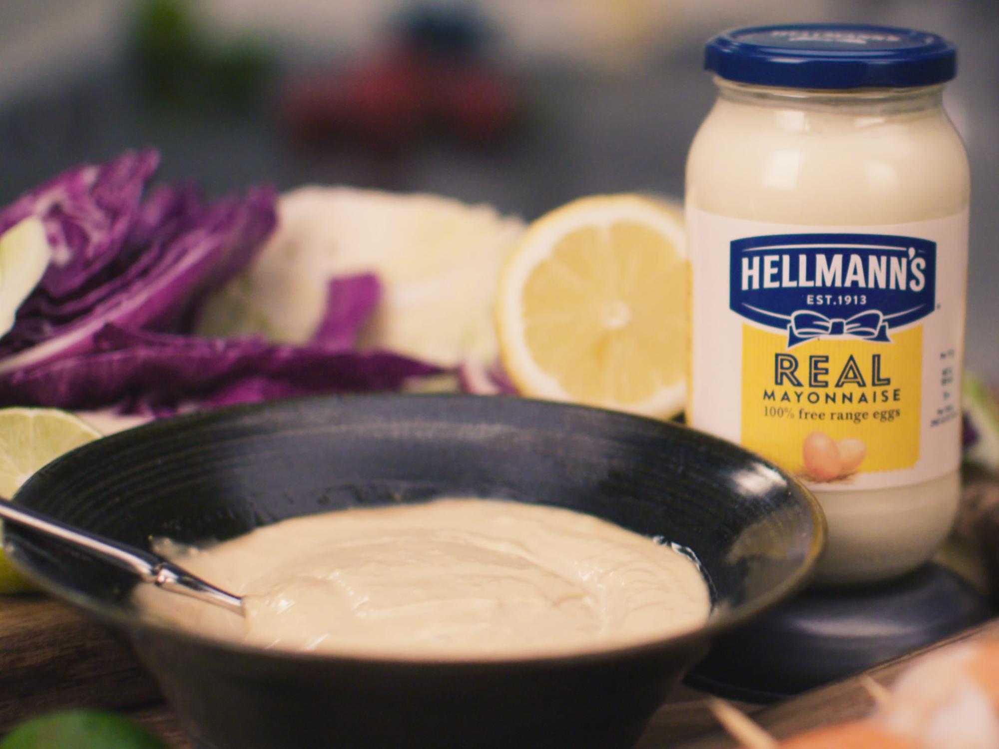 Soijamajoneesi | Hellmann's