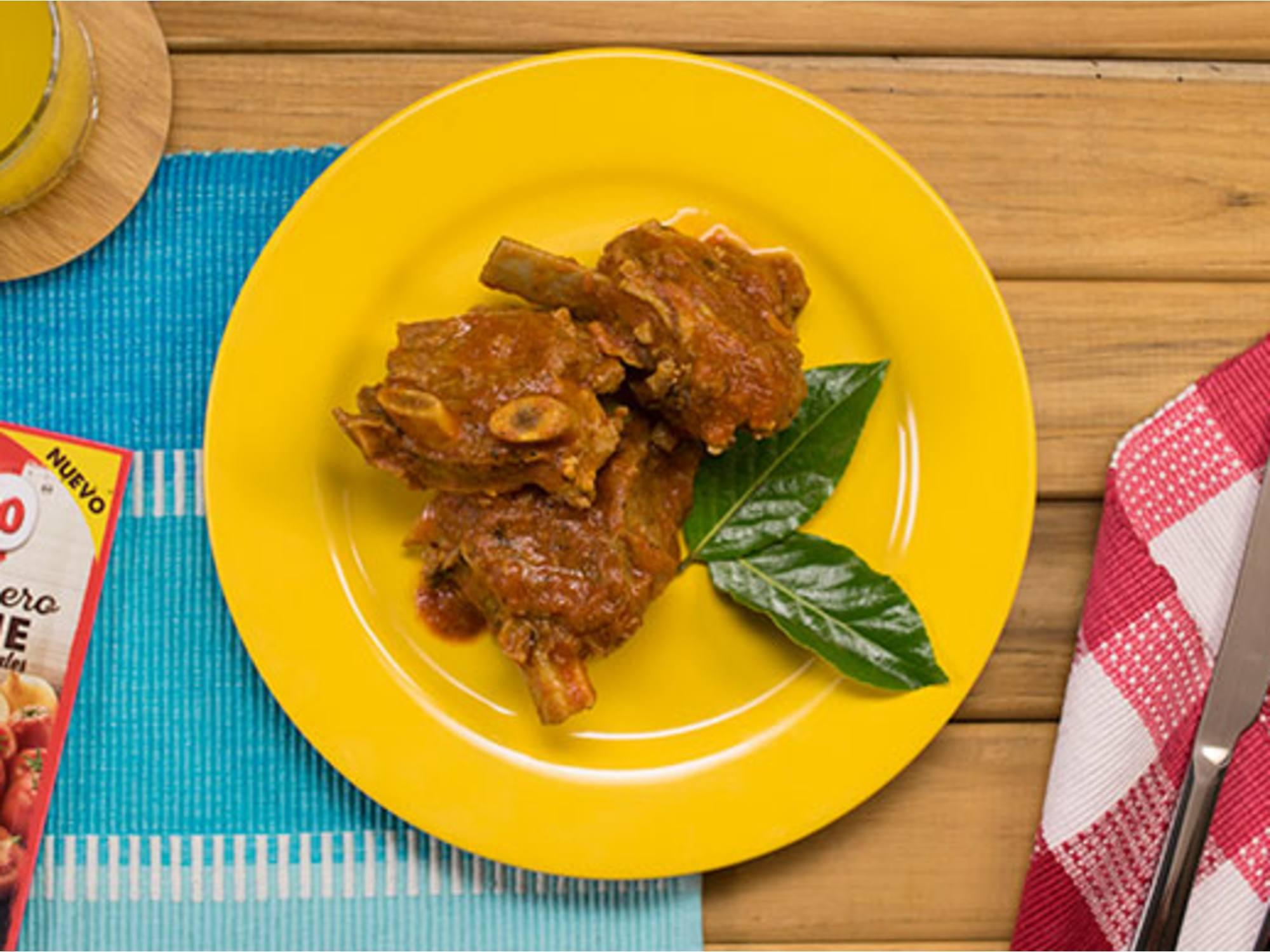 Carne Fruco con Guiso Casero®