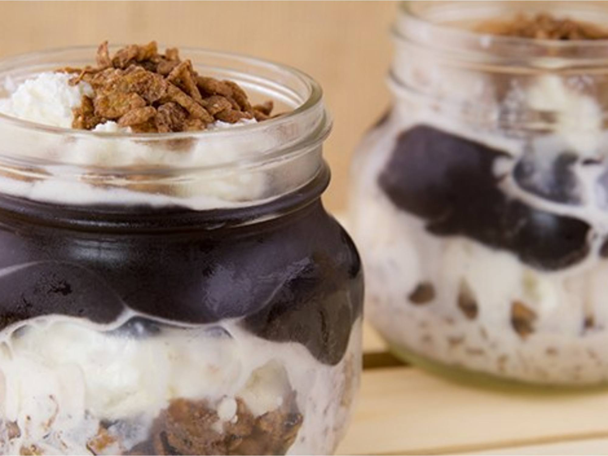 Ice Cream in a Jar Recipe