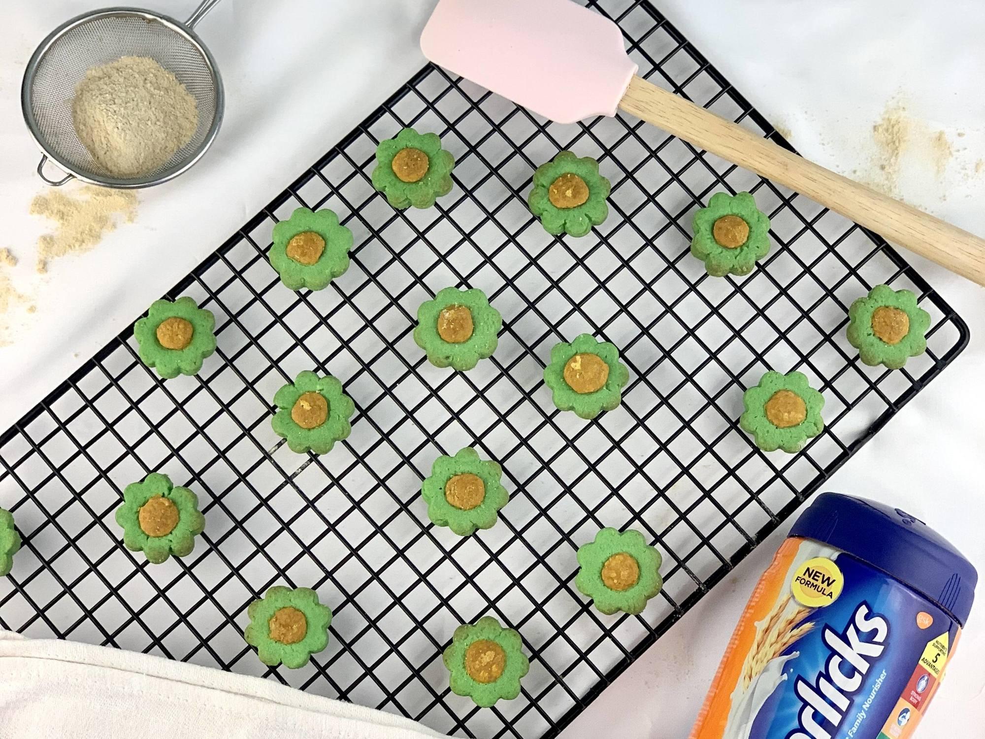 Ondeh Ondeh Horlicks Cookies