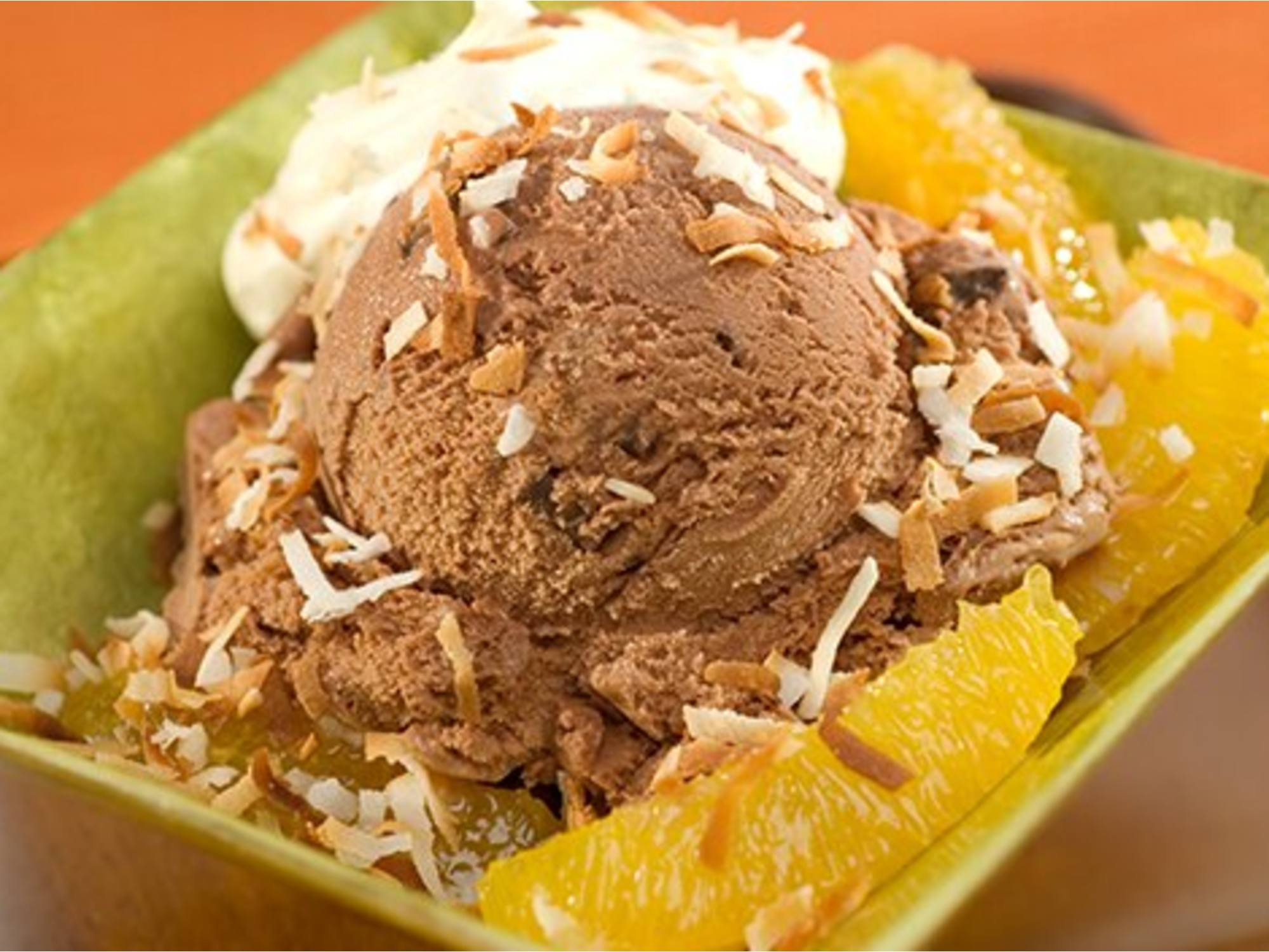 Sunshine State Chocolate Sundaes