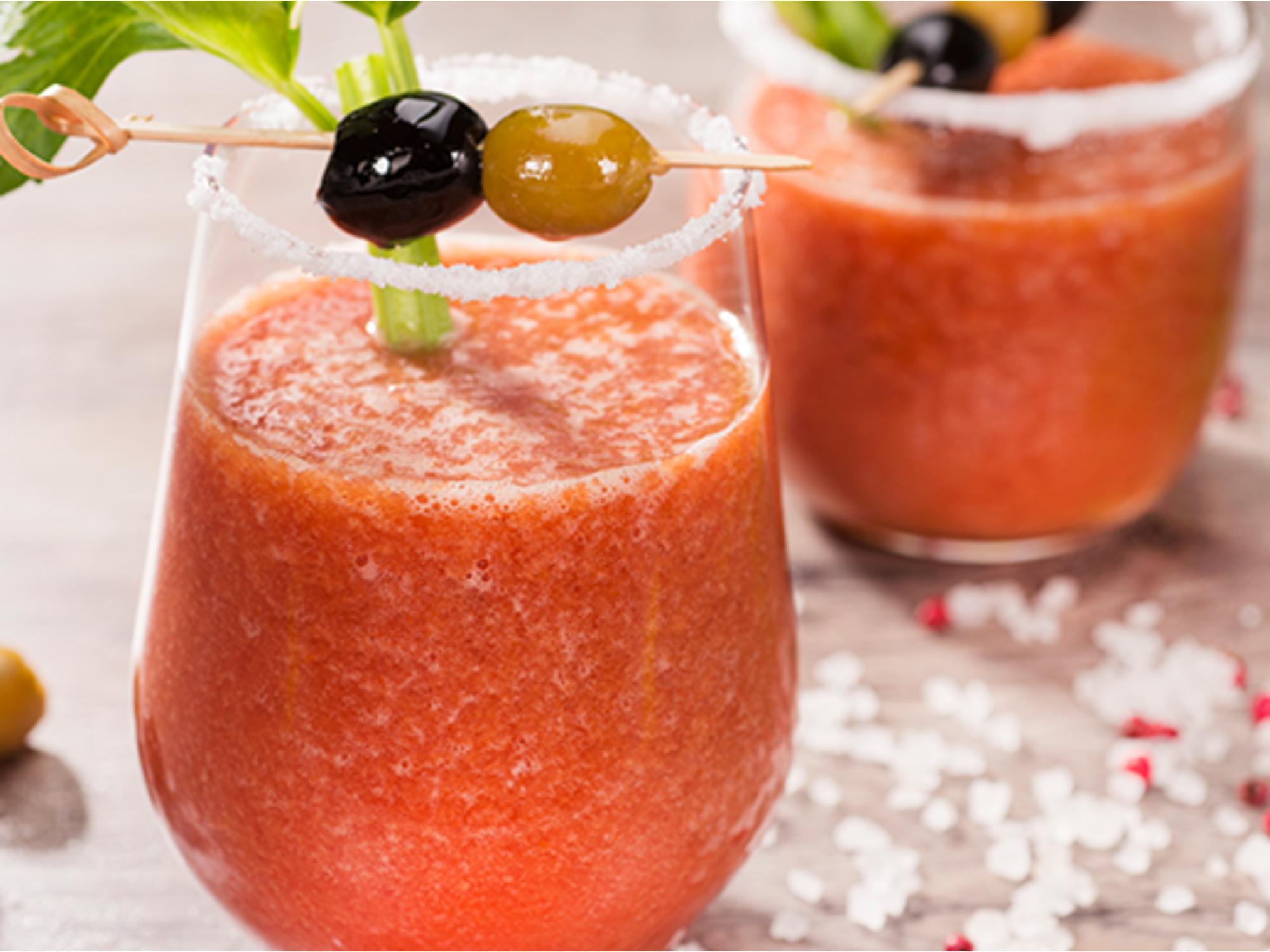 Bloody Mary con Salsa de Tomate Fruco