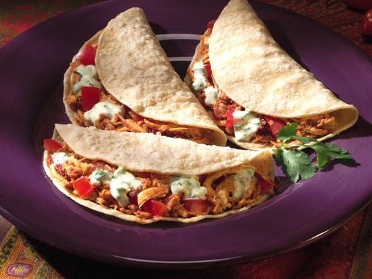 Tacos de Chipotle