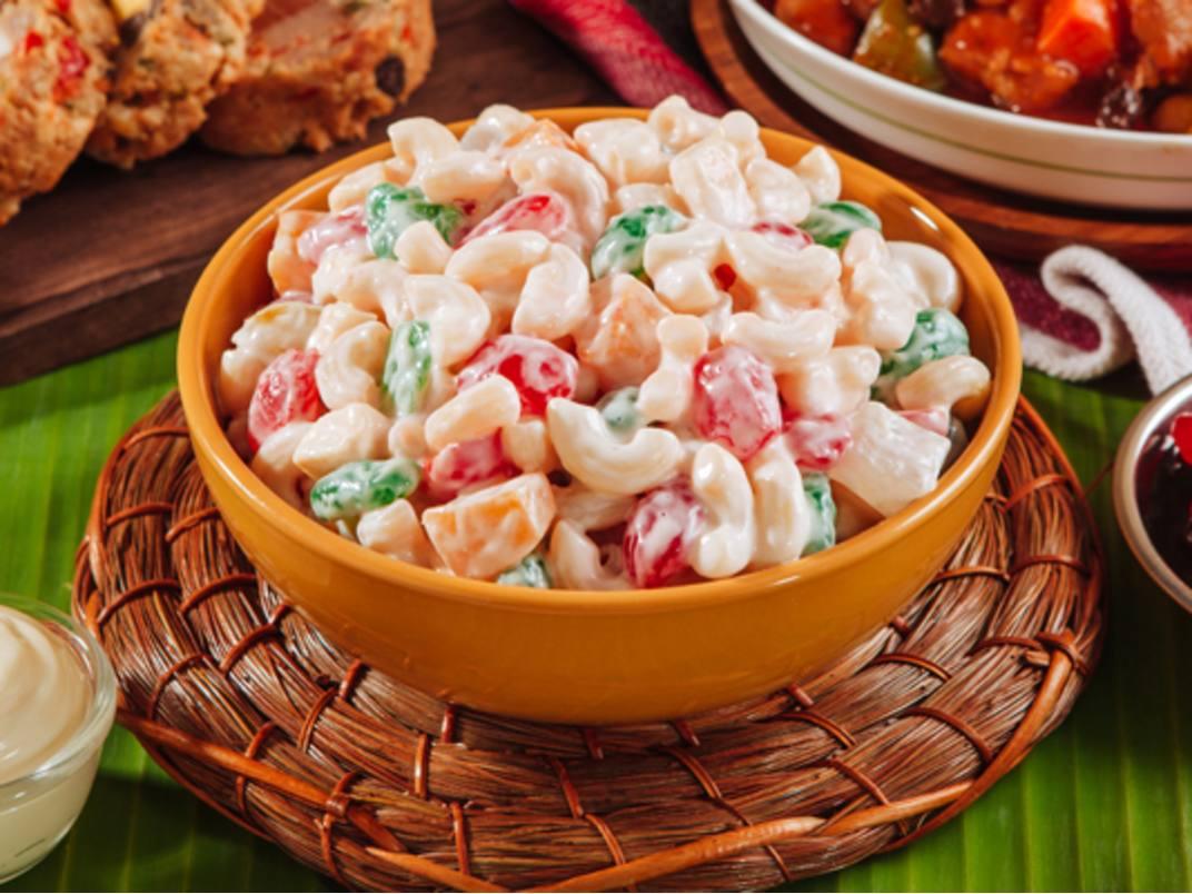 Macaroni Salad Recipe Filipino Style