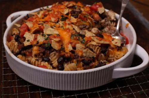 Chili Mac Casserole Knorr