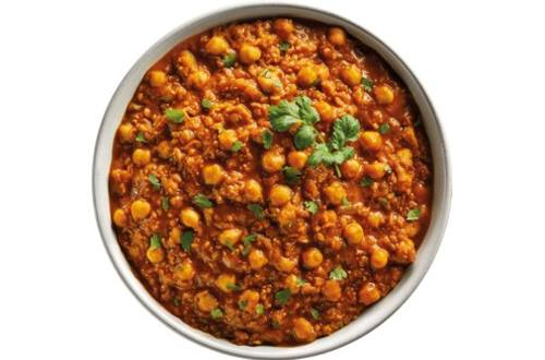 Ethiopian Lentil and Chickpea Stew