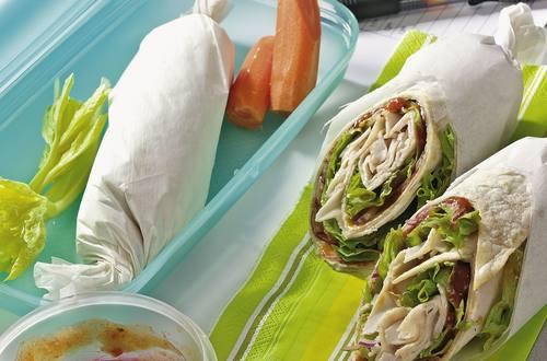 Knorr - Tortilla Wraps mit Hähnchenbrust