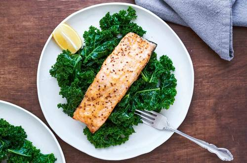Sweet & Savoury Salmon