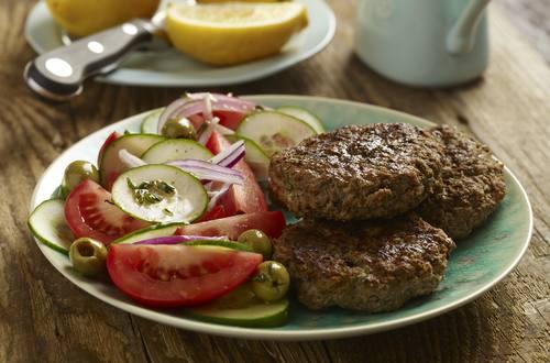 Græske burgere