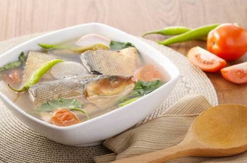 Sinigang Sa Tinapang Bangus Recipe