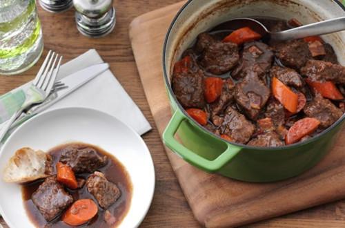 Irish Steak & Ale Stew