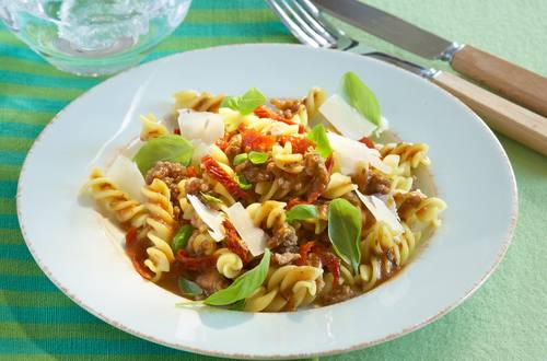 Knorr - Bolognese mit Fusilli