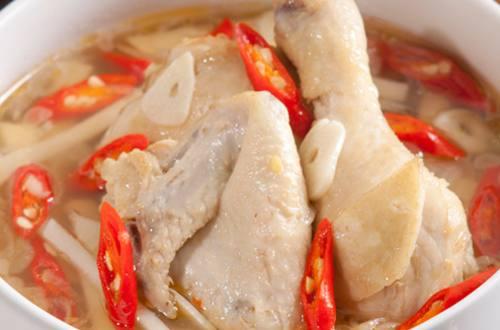Ayam Kuah Pedas