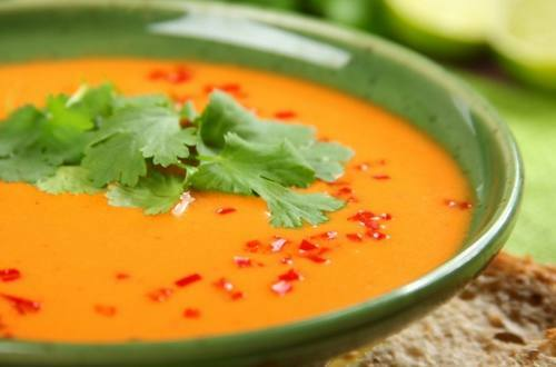 Knorr - Indische Tomatensuppe