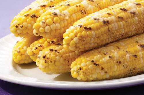 Summer Spicy Iowa Corn-on-the-Cob