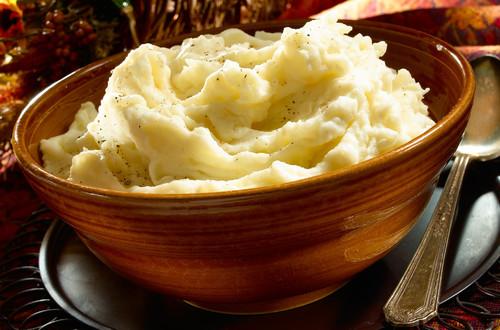 Purée de pommes de terre crémeuse et super moelleuse
