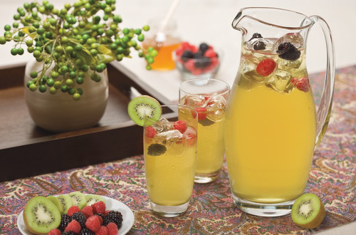 Green Tea Citrus Sangria