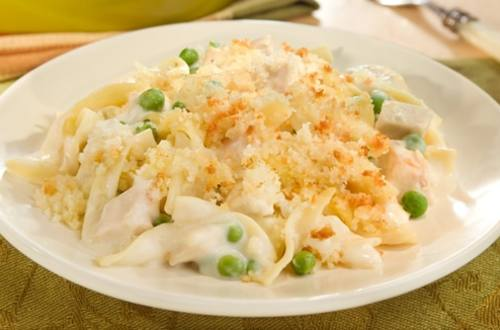Chicken & Noodle Casserole