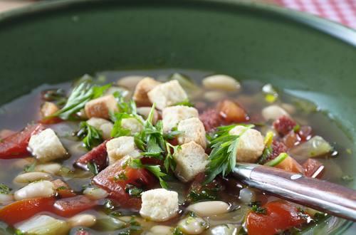 Toscaanse groentensoep