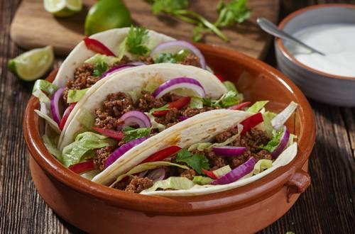 Knorr - Mexikanische Tacos