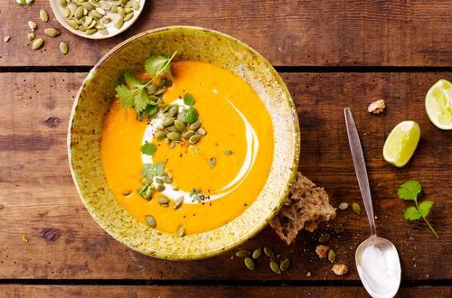 Knorr - Süßkartoffel-Tomaten-Suppe