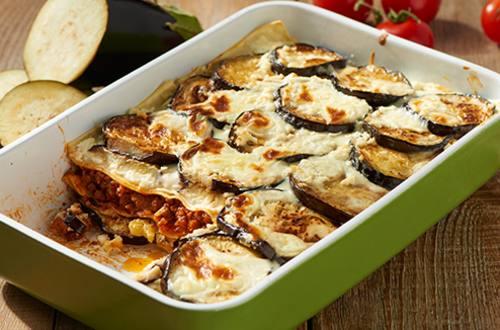 Lasagne Griekse stijl