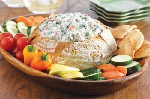 Knorr Spinach & Greek Yogurt Dip