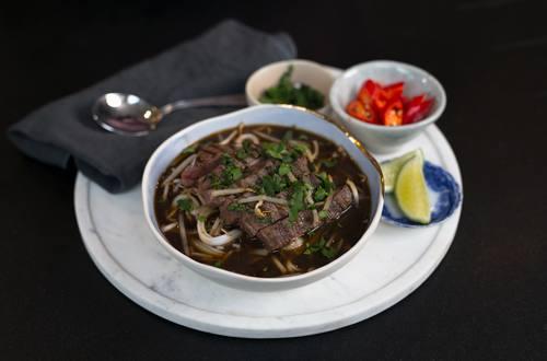 Beef Noodle Soup (Pho)