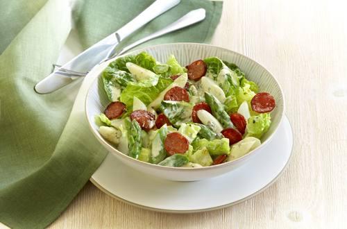 Knorr - Chorizo-Spargel-Salat