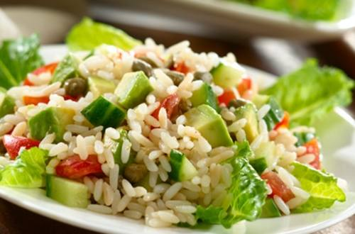 Refreshing Rice Salad