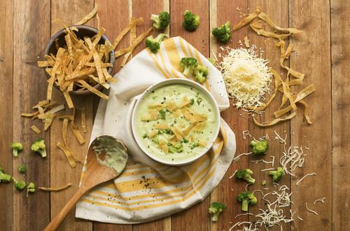 Sup Krim Ayam Brokoli