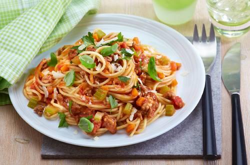 Knorr - Spaghetti Bolognese mit Tomaten