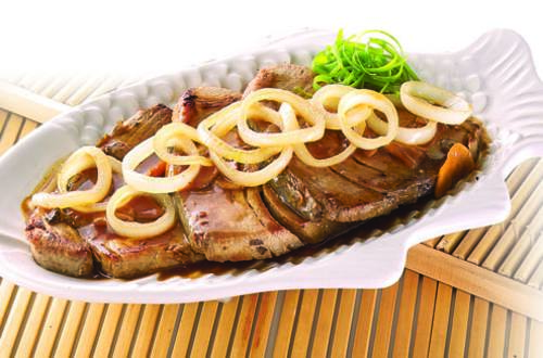 Fish Calamansi Steak Recipe