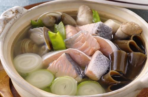 北海道昆布鍋