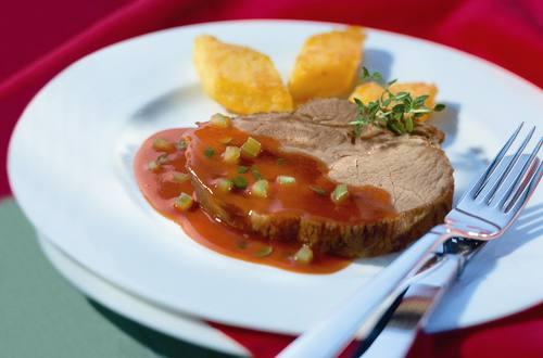 Knorr - Schweinenacken-Braten