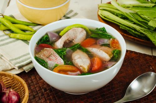 Sinigang Na Maya Maya Sa Miso Recipe Knorr