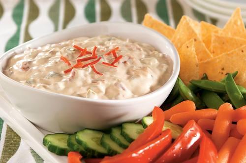Creamy Salsa Dip