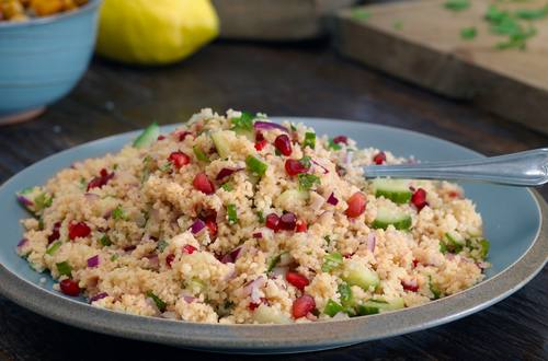 Hellmann's - Salade de couscous