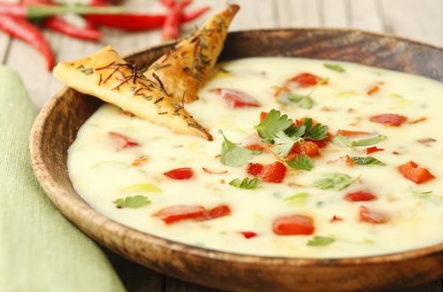 Knorr - Kartoffel-Paprika-Suppe