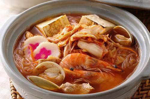 什錦泡菜火鍋