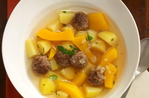 Knorr - Kartoffel-Kürbis-Suppe