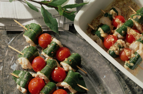 Pikante (vegetarische) Marinade