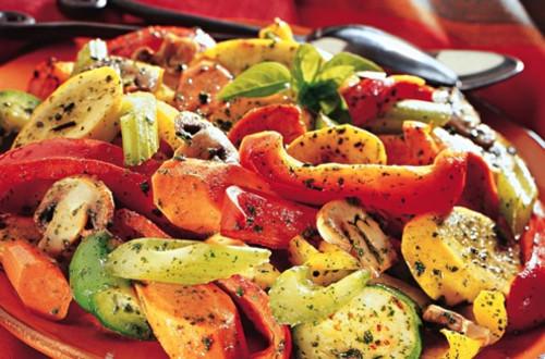 Knorr Pesto Roasted Vegetables