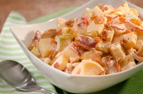 Buffalo Two-Potato Salad