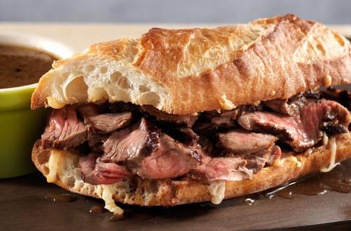 Sandwichs avec Trempette à la Française