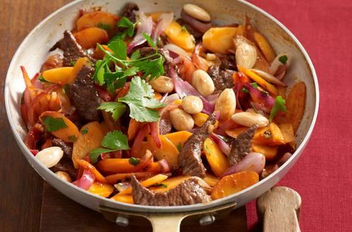 Knorr - Orientalische Steakpfanne