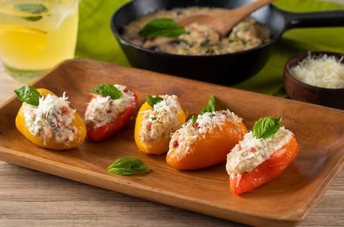receta_rissoto_chiles_rellenos_vegetales_knorr_mx