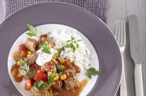 Knorr - Chili-Rinderragout